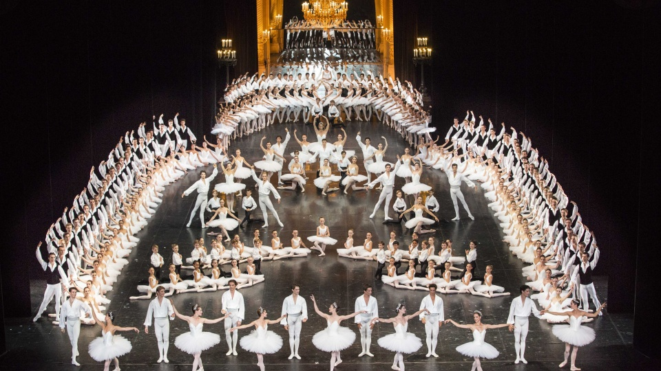 Celebrate dance with the Paris Opera Ballet